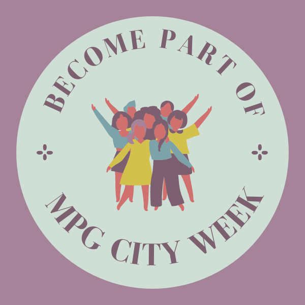 Become part of MPG City Week